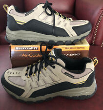 Papúa Nueva Guinea barajar Composición  Skechers Relaxed Fit Mens Outland 2.0 Rip Staver Hiking Shoes Gray 51585 11  for sale online   eBay