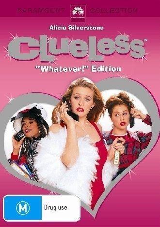 1 of 1 - Clueless (DVD, 2005)