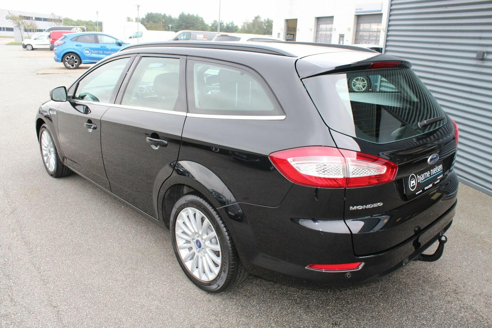 Ford Mondeo 2,0 TDCi 140 Collection stc. aut - billede 4