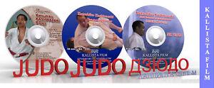Judo-Katsuhiko-Kashiwazaki-Japanese-school-of-judo-180min-3DVD-Disc-only