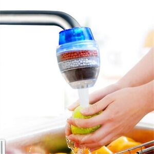Home Use Water Purifier Kitchen Faucet Purification Layers Active Carbon Filter