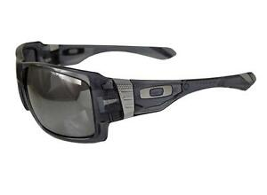 6bf961fb79 ... shop image is loading oakley sunglasses big taco crystal black frame  black 8ed33 ee91a