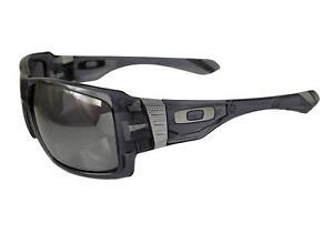 oakley sunglasses big taco crystal black frame black iridium lens rh ebay com au