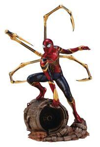 Kotobukiya-Marvel-Infinito-War-Iron-Spider-Artfx-Estatua