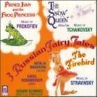 3 Russian Fairy Tales 013491601021 by Schwarz CD