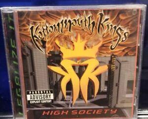Kottonmouth Kings - High Society CD KMK insane clown posse corporate avenger srh