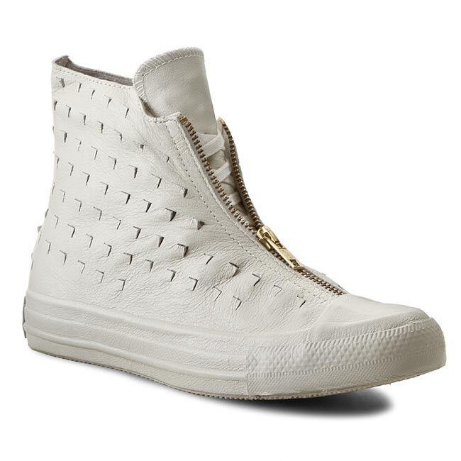 Converse Chuck Taylor All Star Hi Shroud.. Egret/ Egret..Größe 7..Fast Shipping