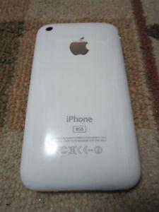 IPhone-3G-8GB-White-Black-Factory-Unlocked-Work-W-ATT-TMobile-Or-Any-Carrier