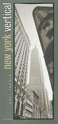 1 of 1 - New York Vertical by Horst Hamann ...H/C..VGC