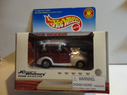 Hot Wheels JC Whitney /'40/'s Woodie