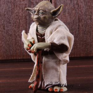Star-Wars-Master-Yoda-Jedi-Knight-PVC-Action-Figur-Sammlerstueck-Modell-Spielzeug-Puppe-G