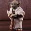 Star-Wars-Master-Yoda-Jedi-Knight-PVC-Action-Figur-Sammlerstueck-Modell-Spielzeug-Puppe-G Indexbild 1