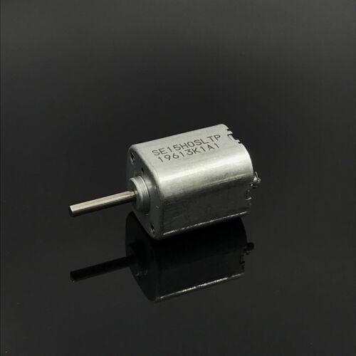 Minebea DC12V 6500RPM Large Torque 6-Pole Rotor Small Micro 15MM Square DC Motor
