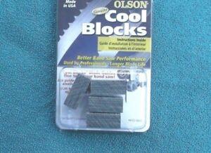 GENUINE-OLSON-COOL-BLOCKS-REPLACES-DELTA-1341607-GUIDE-BLOCKS