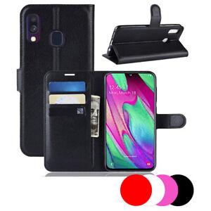 Etui-Housse-Portefeuille-Pour-Samsung-Galaxy-A40