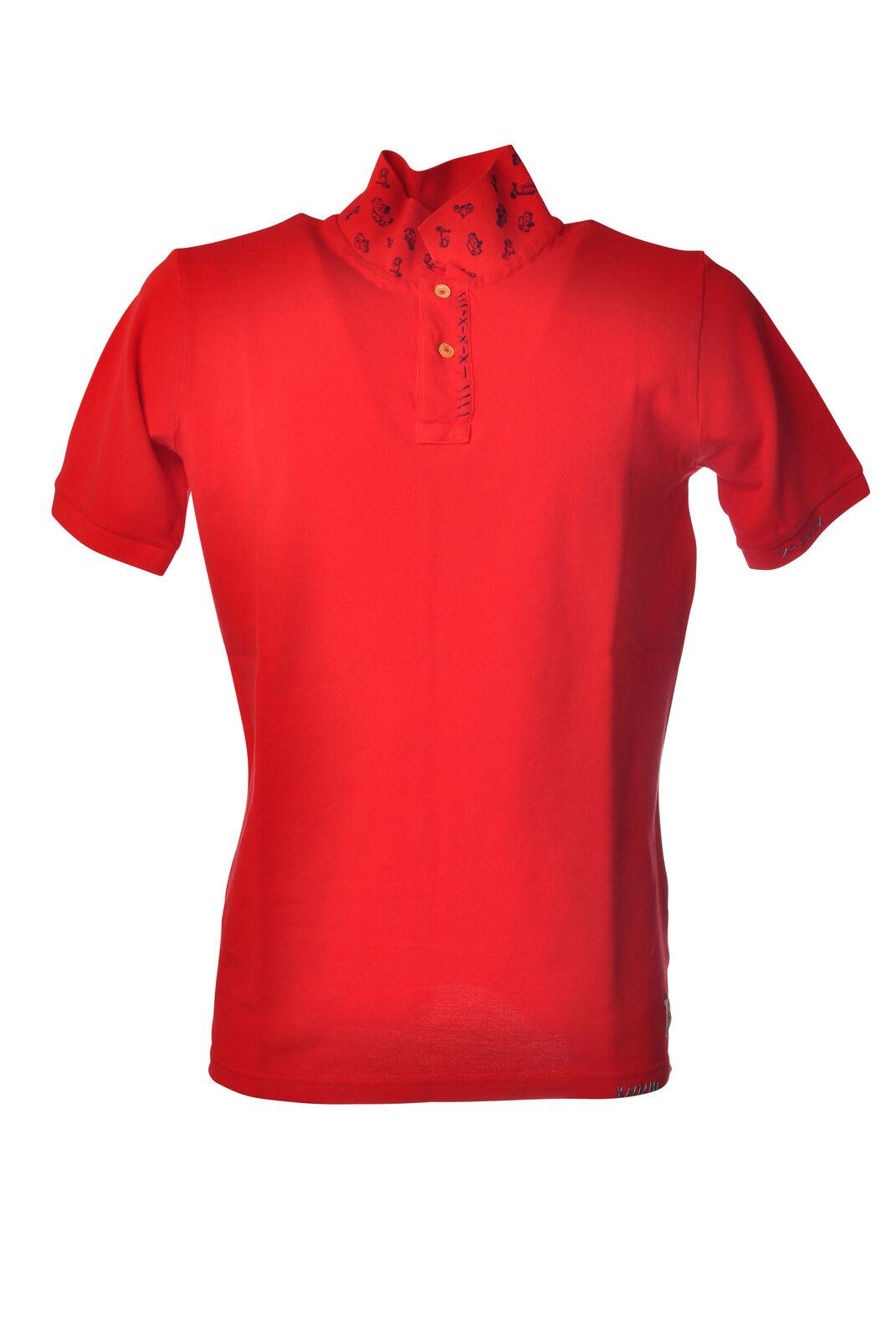Bob - Topwear-Polo - Man - ROT - 5273225E183813