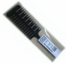 3Way Microbraiding Sectioning Weave Balayage Highlight Highlighting Comb PREMIUM