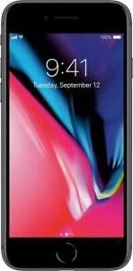 iPhone 8 64 Go - Gris Sidéral - Reconditionné - Très Bon Etat - Grade A
