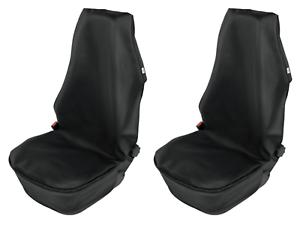 2 x Werkstattschoner Schonbezug Sitzschoner Sitzbezug Kunstleder Orlando Vorder
