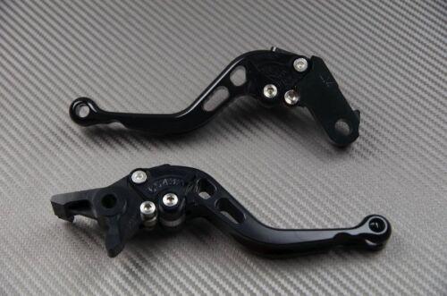 CNC clutch brake levers Court Full Black mv agusta brutal 750 2003-2005