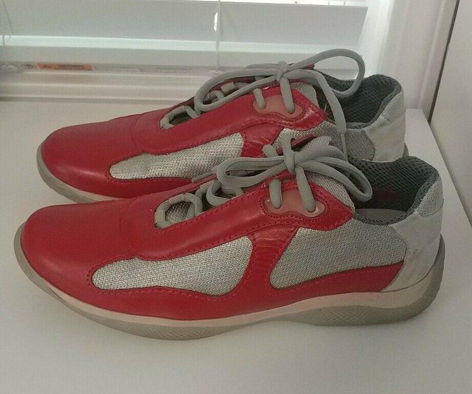 PRADA Calzature Uomo Mens Shoes Size 8