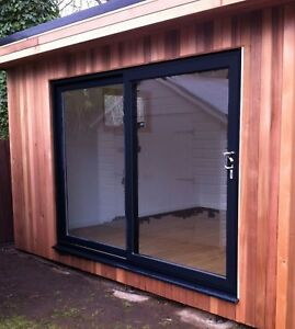 Image Is Loading Patio Door Sliding Back Rear Various Colours Free