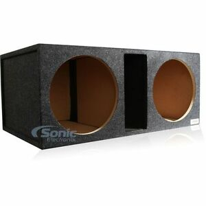 Atrend 15spldv dual 15 pro series spl vented ported for Bbox atrend enclosures 12