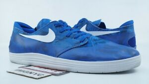 new arrivals acf38 4357f Image is loading NIKE-LUNAR-ONE-SHOT-SB-WC-USED-SIZE-