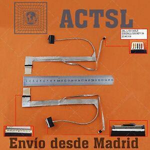 Cable De Video Lcd Flex Para Acer Aspire 5749 Etljddvl-07232326-166451463