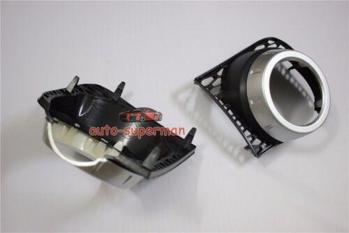 Front Fog Light  cover Bezels Replace For Land Range Rover L322 2010 2011 2012