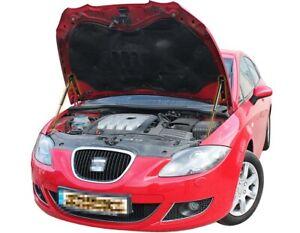 Hood-Shock-Absorber-Bonnet-Strut-Lift-Damper-Kit-x2pc-Fit-Seat-Leon-1P-2005-2012
