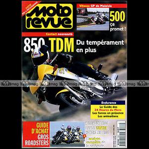 MOTO-REVUE-N-3227-YAMAHA-850-TDM-XJR-1200-SUZUKI-BANDIT-BMW-F650-KAWASAKI-VN-800