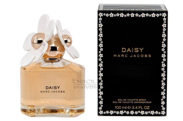 Marc Jacobs Daisy 3.4oz / 100ml Eau De Toilette Spray NIB Sealed For Women
