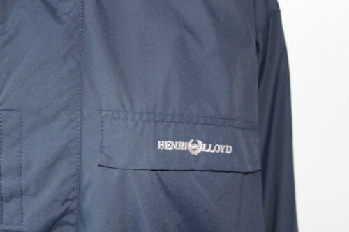 Lloyd Piccola Taglia Fleece Lined Blue Sailing Unisex Navy Henri Yachting Jacket qUAfqd