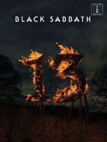 BLACK SABBATH GUITAR TAB TABLATURE ***BRAND NEW*** 13 SONGBOOK