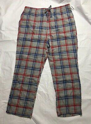 Men/'s Flannel Pajama Pants Old Navy 2XL,XL,L,Multi Plaid 100/% cotton NWT