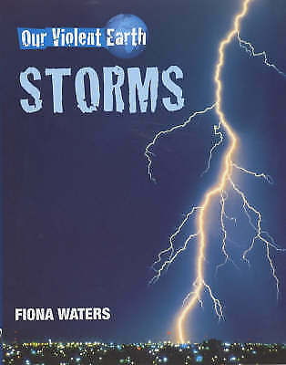 (Good)-Storms (Our Violent Earth) (Hardcover)-Waters, Fiona-075023511X