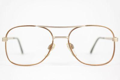 Candido Vintage Nigura 987a 48 [] 18 125 Bronzo Ovale Occhiali Montatura Eyeglasses Nos-mostra Il Titolo Originale Alta Qualità E Basso Sovraccarico