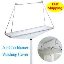 Air Conditioner Cleaning Cover Riutilizzabile Air Conditioner Cleaning Dust Cover di Lavaggio Waterproof Protector Adatto per condizionatori a Parete a soffitto
