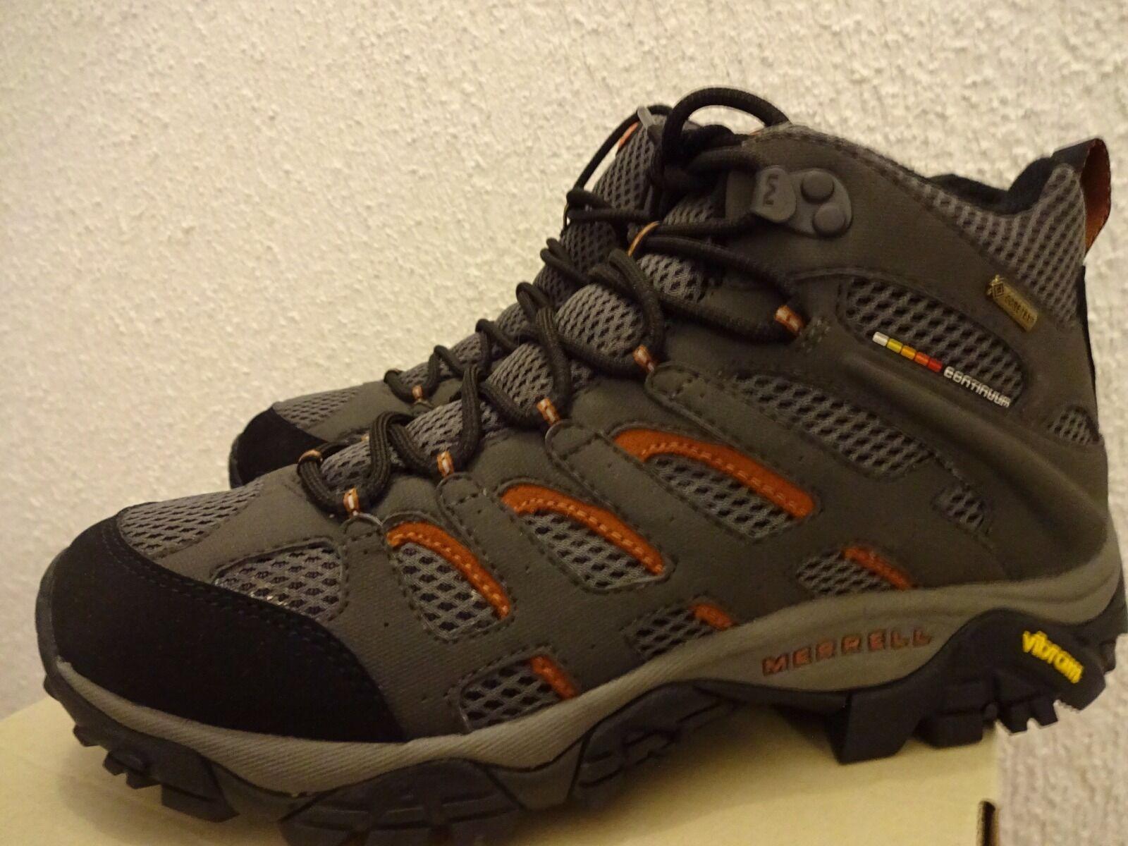 Merrell  Wander-Outdoor Schuh wasserdicht Gore Tex Gr. 46