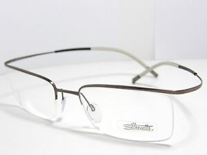 Eyeglass Frames Made In Austria : Authentic SIlhouette Eyeglasses Titan New Wave Model 5295 ...