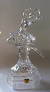 Italian-Royal-Crystal-Rock-Ballerina-DANCER-Ballet-Statue-Made-in-Italy-NEW-NIB