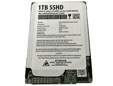 """New 1TB 64MB Cache + 8GB NAND SATA 6.0Gb/s 2.5"""" SSHD (Ultra-Fast) Laptop/MacBook"""