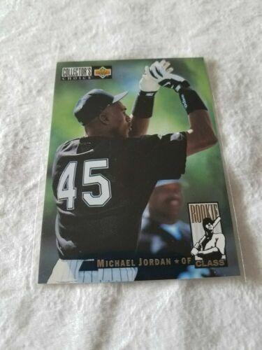 1994 Upper Deck Michael Jordan 661 Baseball Card For Sale Online Ebay