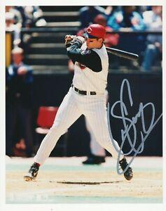 SEAN CASEY Signed/Autographed 8x10 Photo ~ Cincinnati Reds The Mayor w/COA