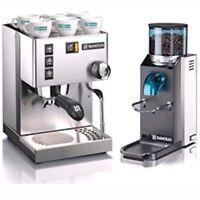 Rancilio Silvia M Espresso Machine & Rocky Doserless Grinder - Latest Version
