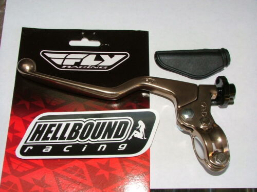 Yamaha Warrior 350 Fly Racing Quick adjust clutch lever and perch assembly