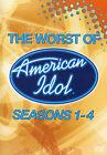 American Idol - The Worst Of American Idol Seasons 1-4 (DVD, 2005)