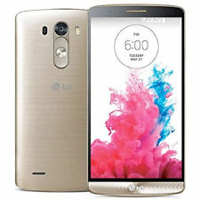 LG G3 LS990-SHINE GOLD-32GB(Sprint) Clean ESN- MINT CONDITION-WITH WARRANTY!