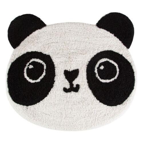 Kawaii Panda Boden Geformt Teppich Matte Kinderzimmer Sass /& Belle 100/% Cotton